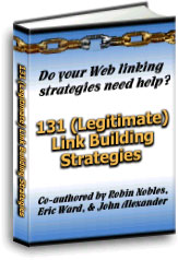 Eric Ward - Over 125 (Legitimate) Link Building Strategies