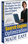 Brad Callen - Search Engine Optimization Made Easy